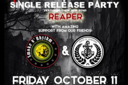 Montes – OCT 11 – No Mad Sky single release party with friends!
